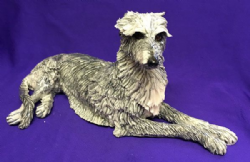 Eve Pearce Hand-Made Model - Deerhound